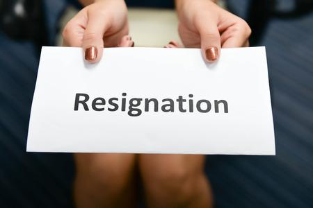 【覚えておきたい会社のマナー】「退職願」「退職届」の違い
