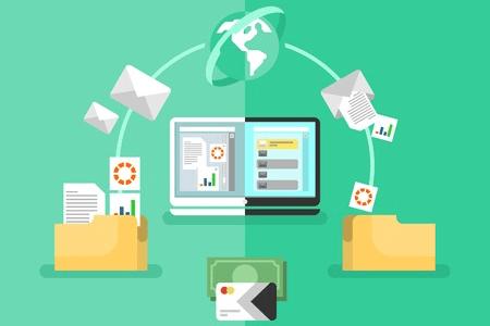 「e-文書法」と「電子帳簿保存法」の違いとメリット・デメリット