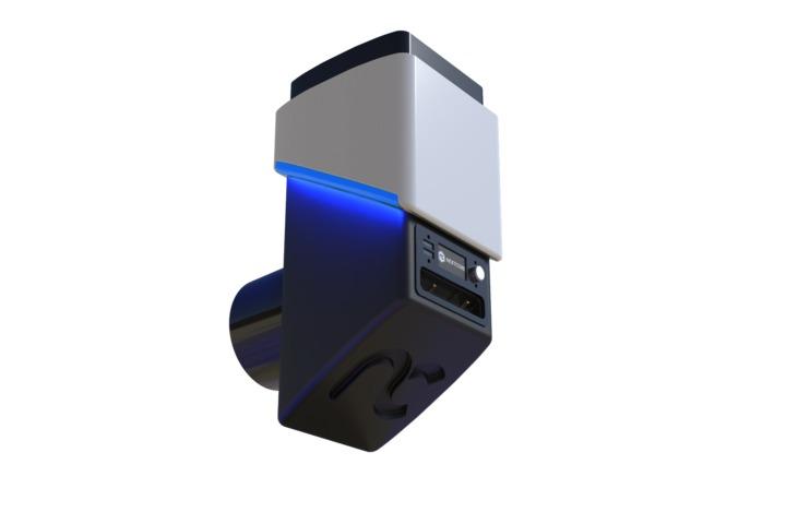 低価格な航空レーザーシステム「NextCore RN50」