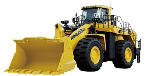 WA900-8R