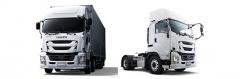 いすゞ、大型トラック「ギガ」に新規オプションを追加