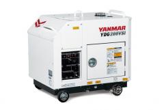 ヤンマー建機 ディーゼルインバータ発電機「YDG200VSi」を発売