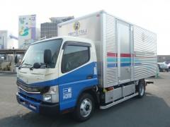 三菱ふそう 四国初:四国名鉄運輸に電気小型トラック「eCanter」を納車