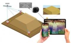 国交省がiPhoneによる点群計測を正式採用へ! 小規模ICT施工への2022年度導入を目指す