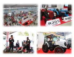 地域最大級の最新農業機械の大型展示イベント スーパーダイヤモンドフェアin 香川