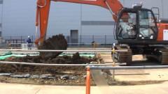 バックホーの掘削、積み込み作業を無人化!大林組らが自律化システム第1弾を開発