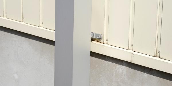アルノキの角型バンドレスタイプの写真