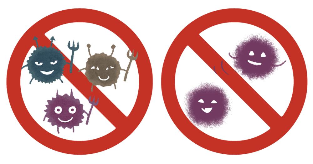 抗菌抗カビ