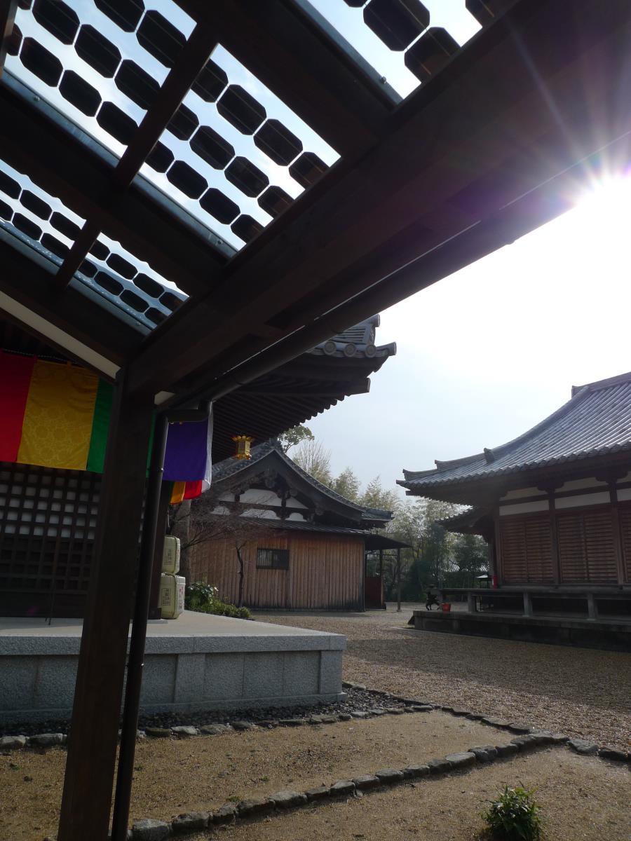 SoR-E : 施工事例 - 南都 大安寺 (2)