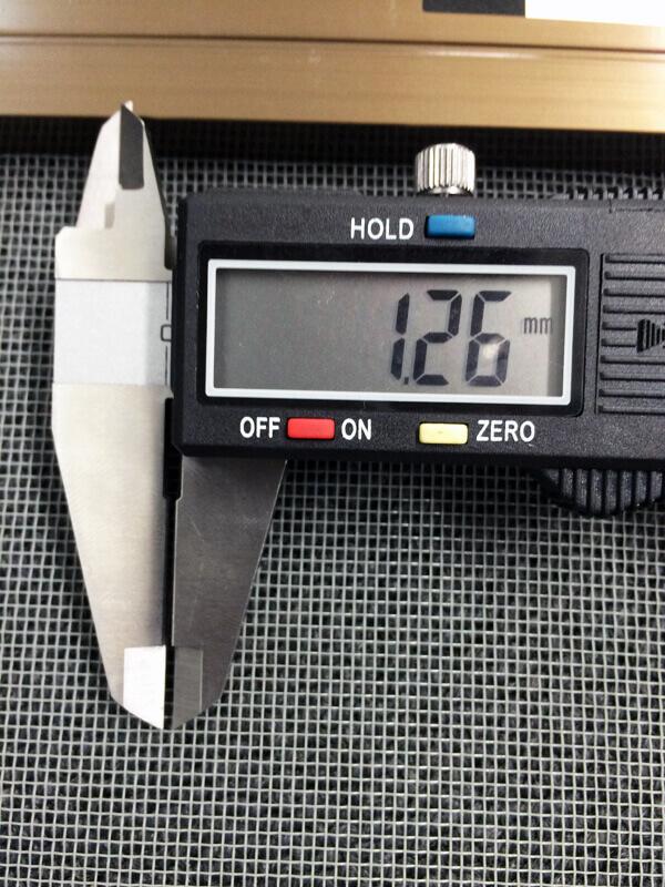 OKアミドの測定