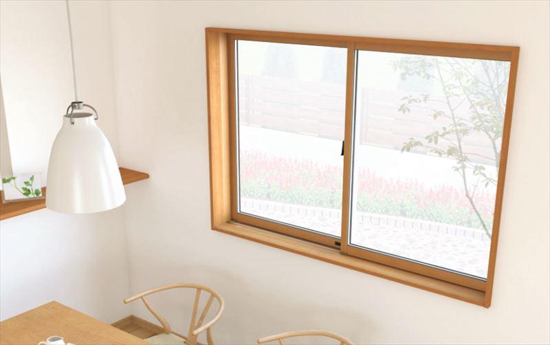 引き違い窓 アルジオ_R