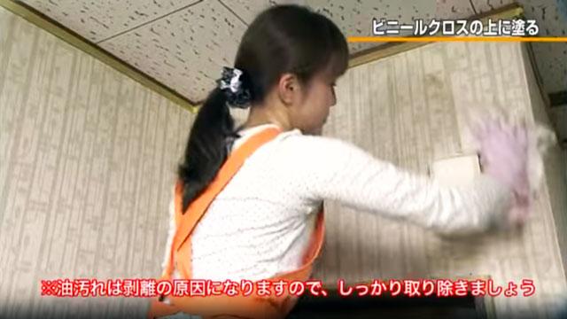 漆喰うま〜くヌレール 施工方法4