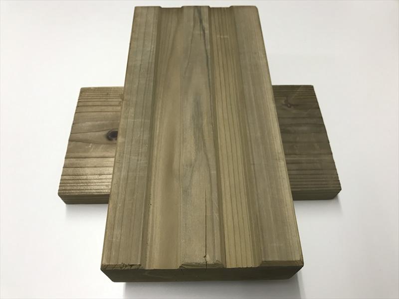 木製タイル