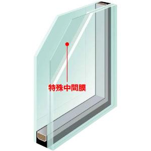 LIXIL 防犯合わせ複層ガラス