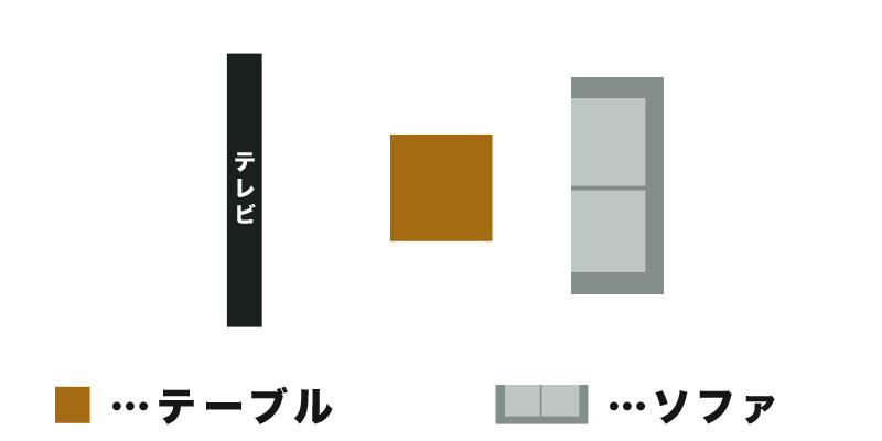 I型のイラスト