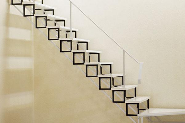 稲沢鐵工の階段