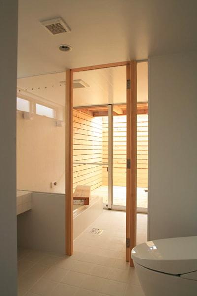 ホテルライクな浴室4