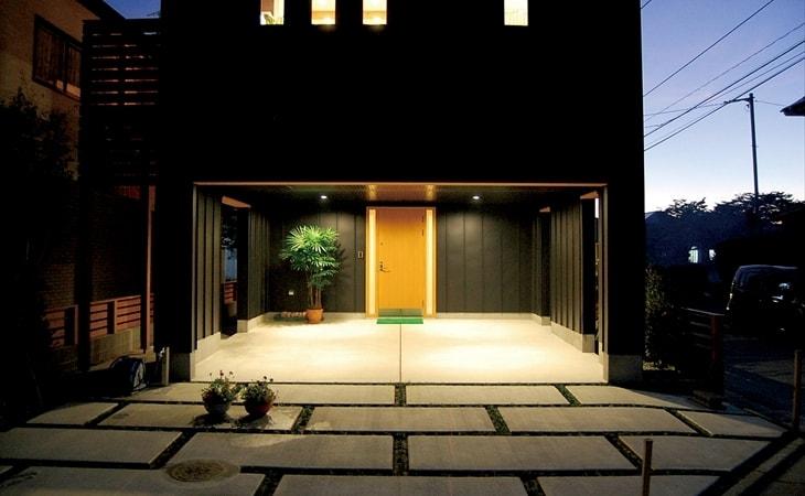 木製断熱玄関ドア_スペリオルの施工事例