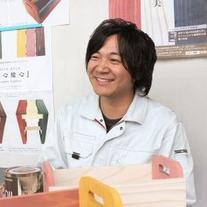 U-OIL開発者 藤田さん