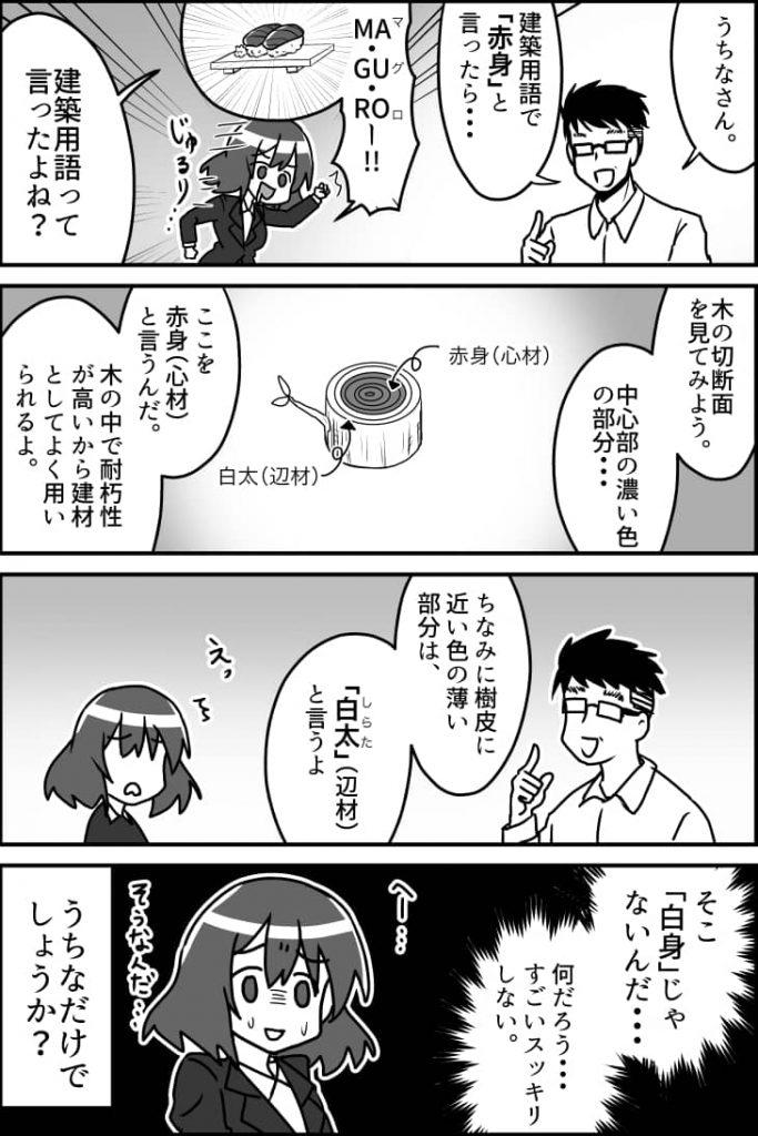 建材ダイジェストマンガ版第7話