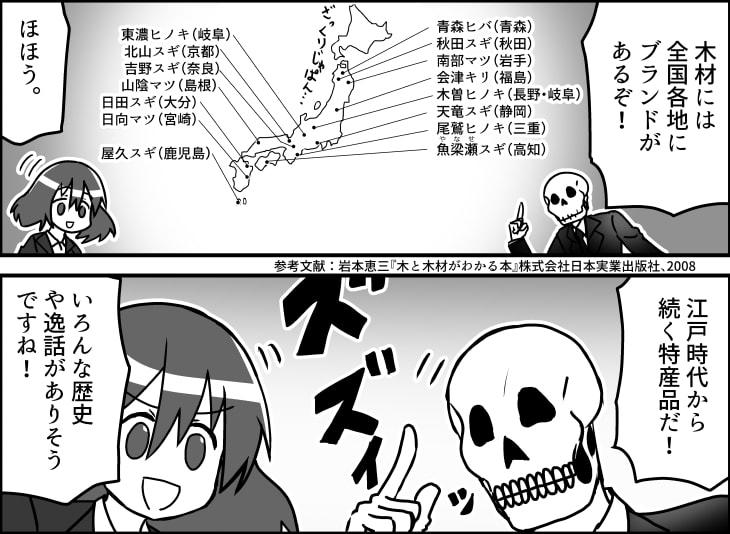 建材ダイジェストマンガ版第16話その1