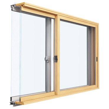 内窓のイメージ図