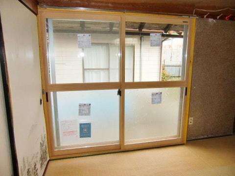 和室の内窓設置事例