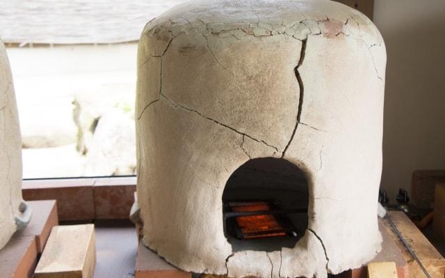 キッチンに石窯を使うのもアリ