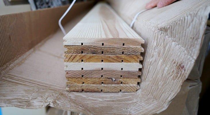 1. 杉床材