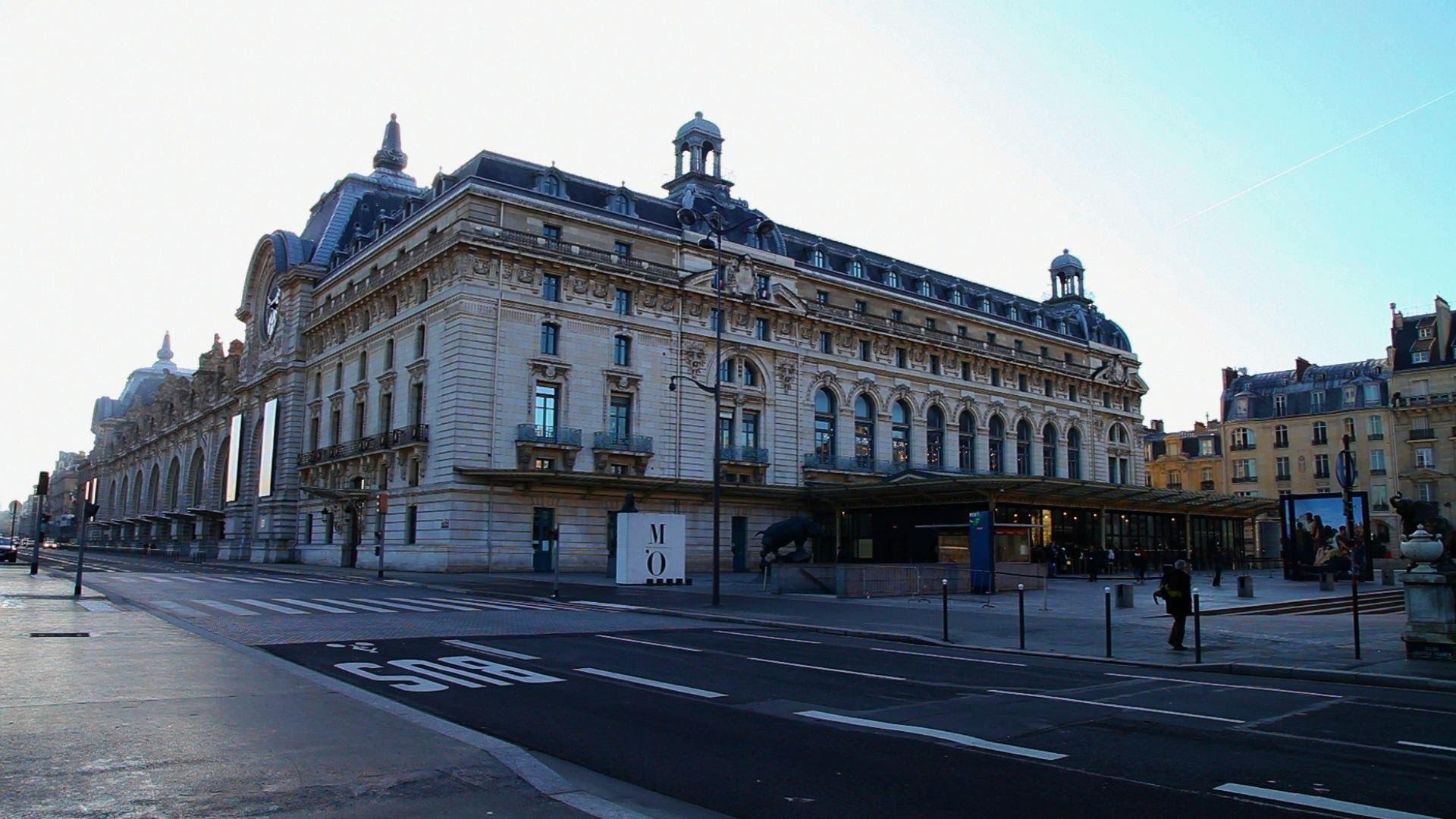 【博物館巡り】フランス、オルセー美術館