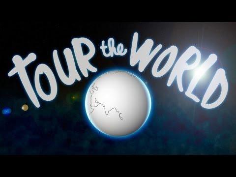 「世界1周ツアーの歌」- Tour the World
