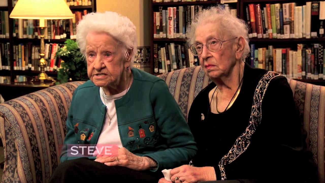 「100歳のベストフレンド」- 100 Year Old BFFs