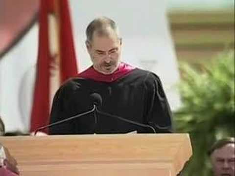 「2005年スティーブ・ジョブズ伝説のスピーチ」- Steve Jobs' 2005 Stanford Commencement Address