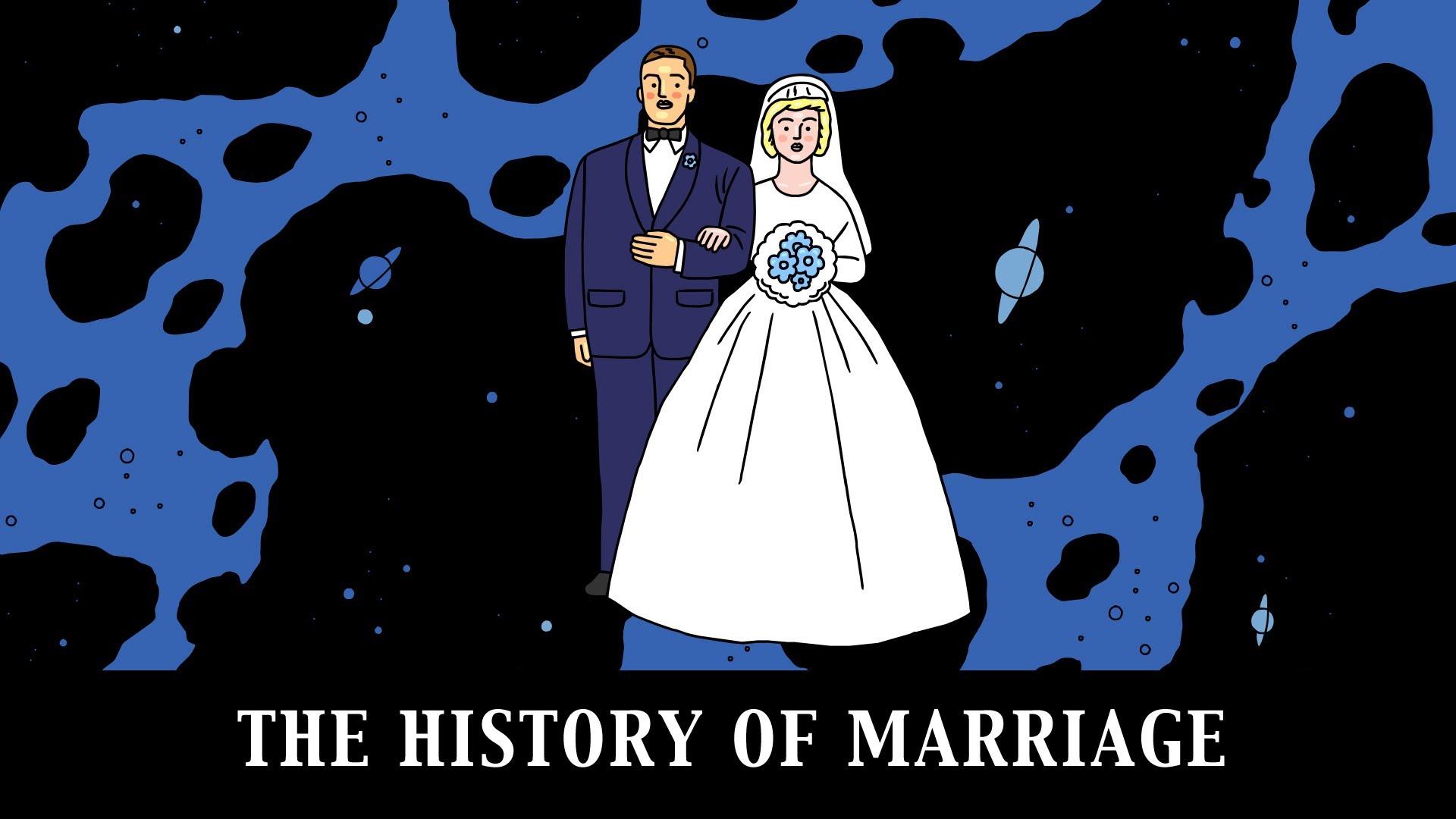 【TED-Ed】一妻多夫に、亡霊との結婚!?結婚の歴史