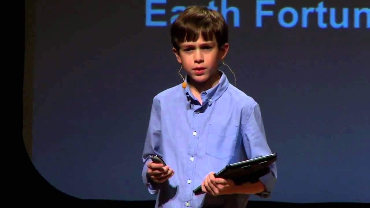 「【TED Talks】12歳のアプリ開発者、トーマス・スウォレス」- Thomas Suarez: A twelve-year-old app developer