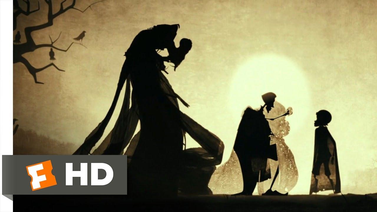 ハリーポッター、死神と3兄弟の物語
