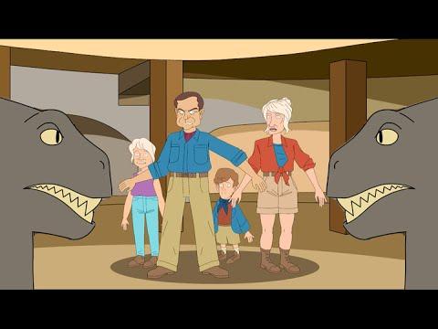 「歴史が変わる?!映画『ジュラシック・パーク』がジュラ紀じゃなかったら…」- If Jurassic Park Were In Different Geological Eras