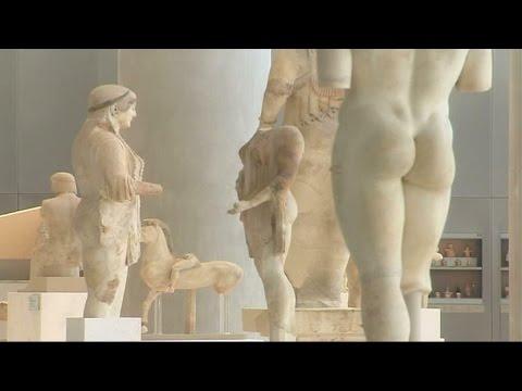 【博物館巡り】アテネ、アクロポリス博物館