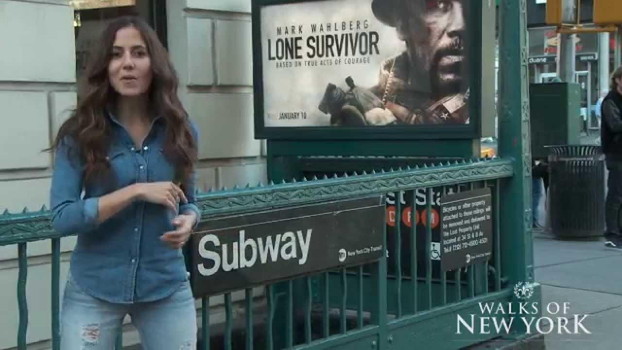 ニューヨーカーに聞いた、地下鉄のスマートな乗りこなし方