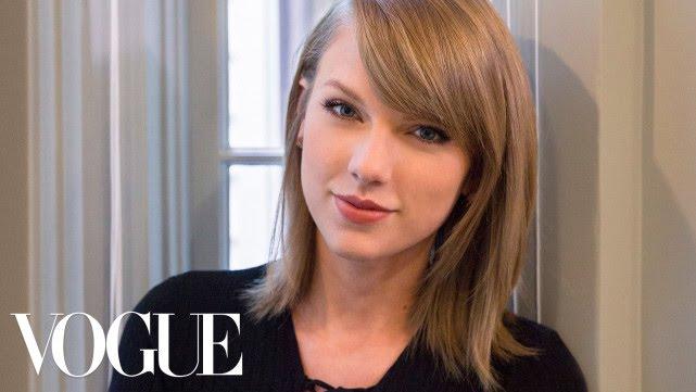 「【VOGUE】テイラー・スウィフトに73の質問」- 73 Questions with Taylor Swift