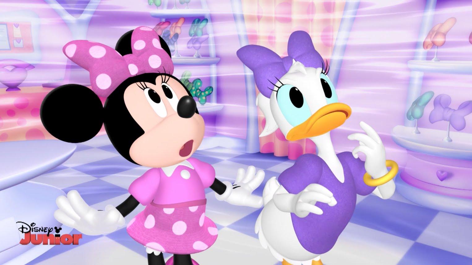 ミニー&デイジーのエアコンSOS!