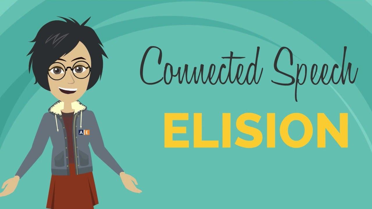 「『エリジオン』で脱カタカナ英語!」- Elision