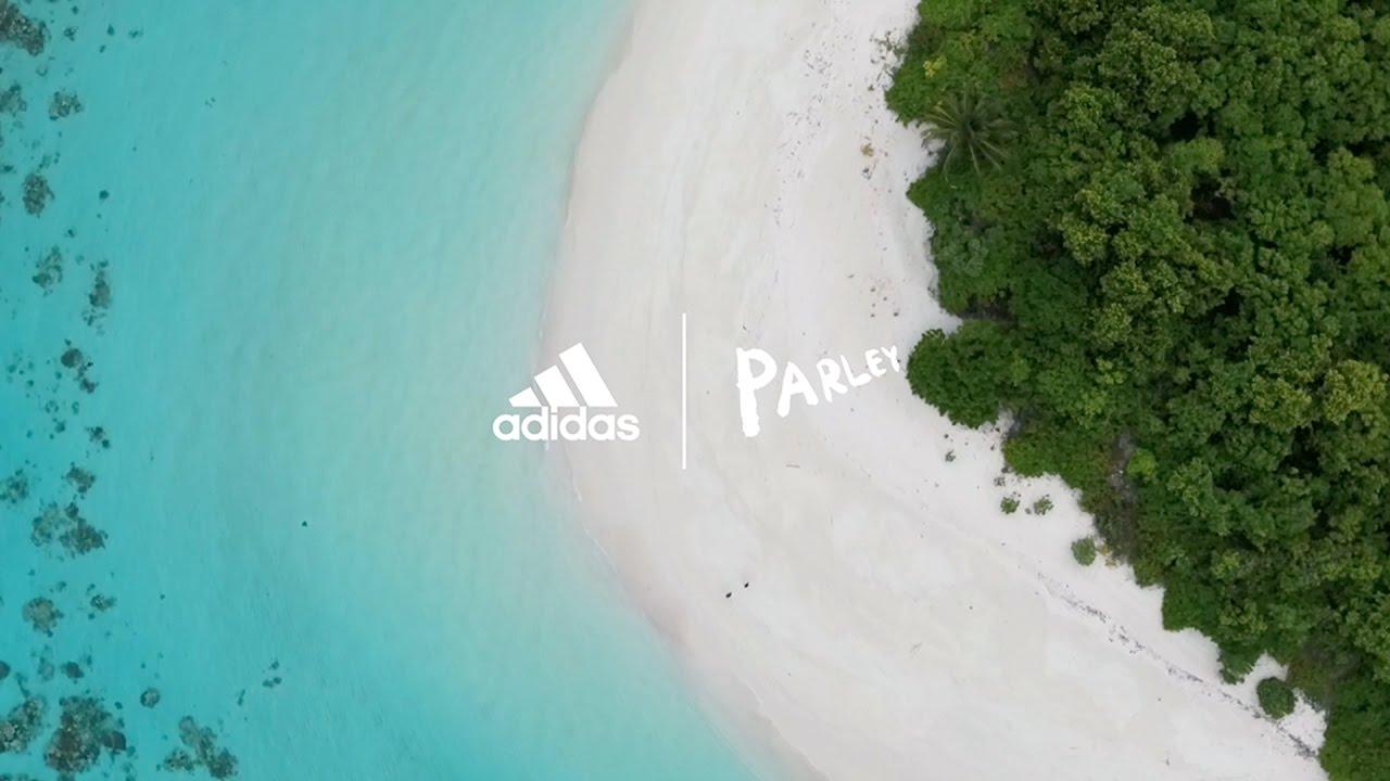 「アディダス・プロデュース、海から生まれたスニーカー」- Adidas and Parley: From Threat to Thread