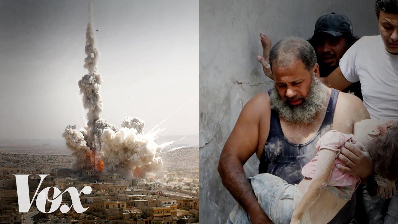 「世界情勢のぞき見、シリアアレッポの惨劇」- The Fall of Aleppo, Explained