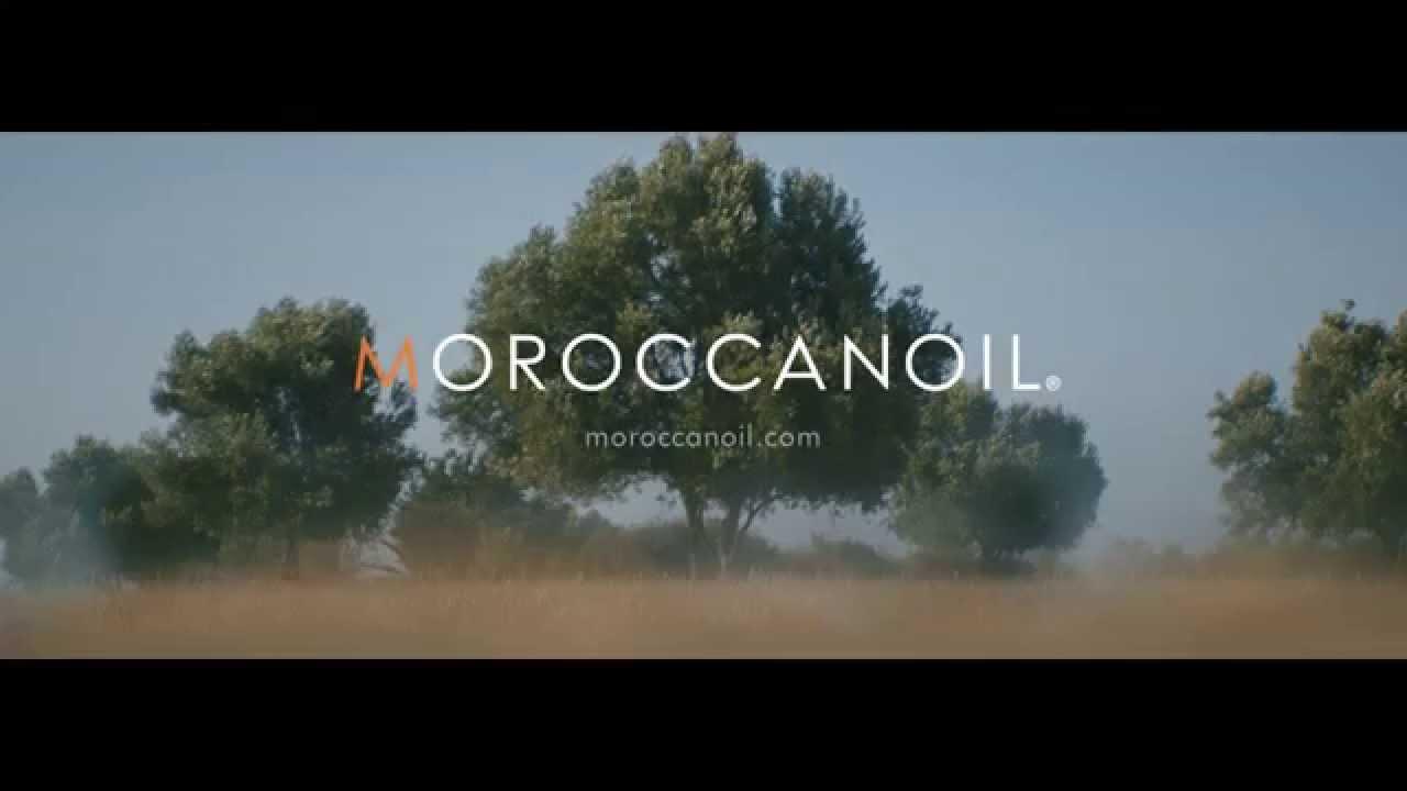 「極上の潤い体験、モロッカンオイル」- The Argan Oil Story by Moroccanoil
