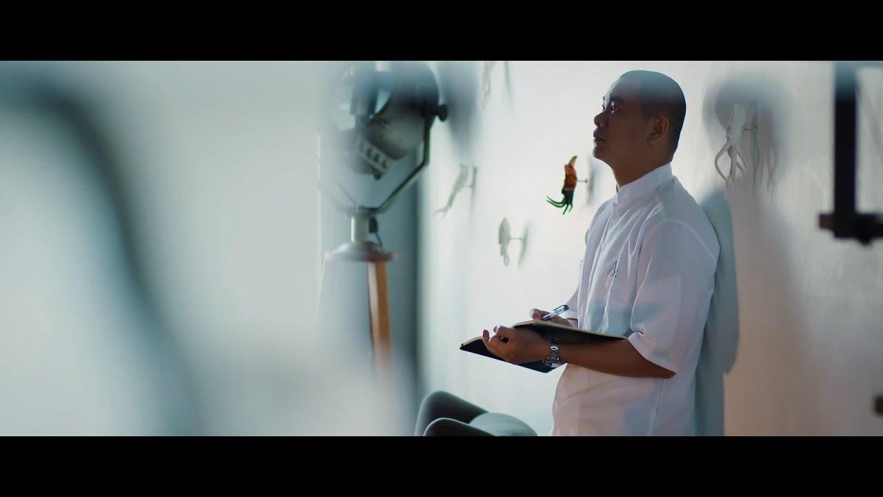 「ミシュラン2つ星シェフの終わりなき闘い」- Stories about Courage: André Chiang