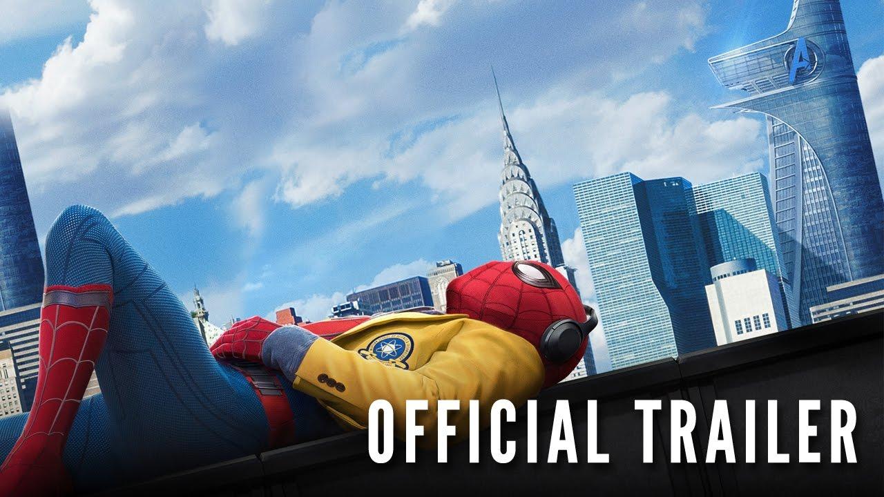 「映画『スパイダーマン、ホームカミング』8月公開!最新予告編」- Spider-Man: Homecoming