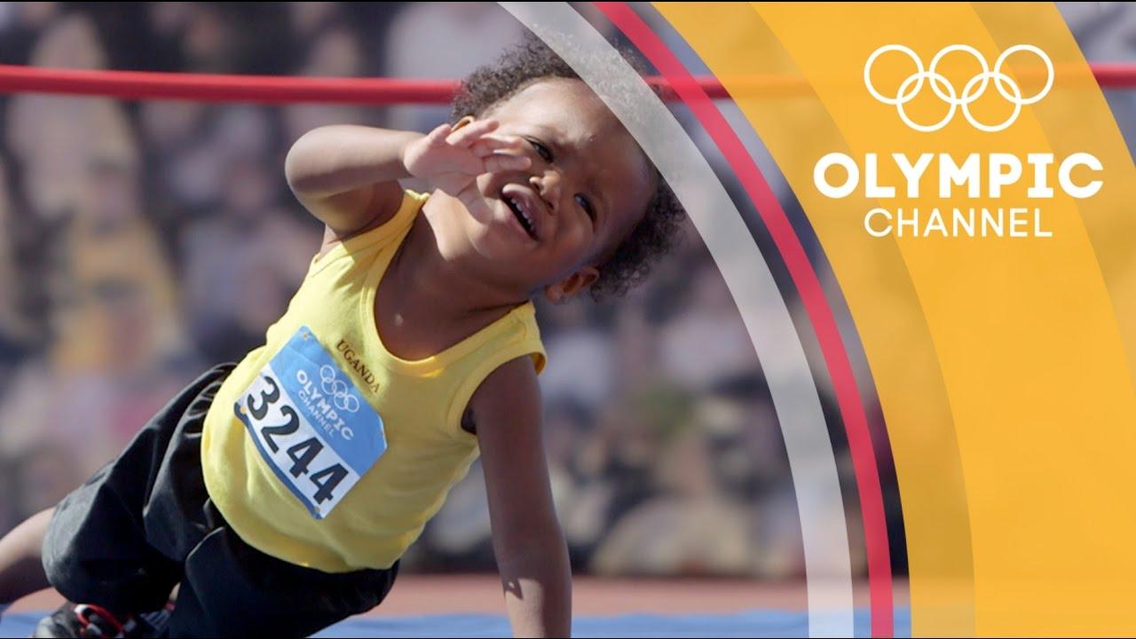 「2020年東京オリンピックの先駆け、ベビーオリンピック開催」- If Cute Babies Competed in the Olympic Games