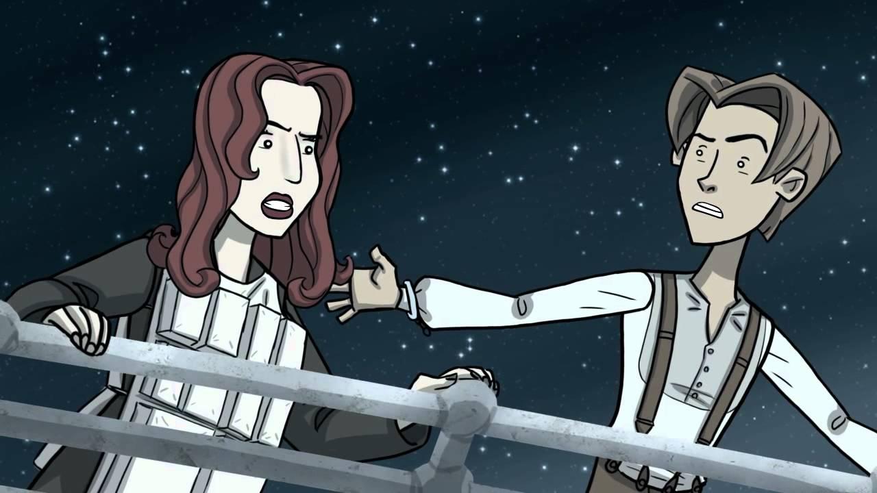 「名作『タイタニック』未収録シナリオに迫る」- How Titanic Should Have Ended