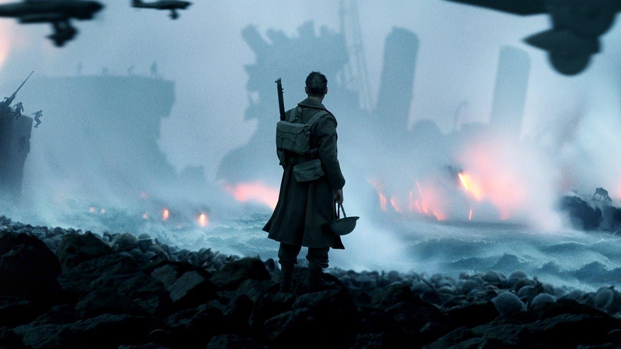 「世紀の大救出映画『ダンケルク』予告編」- Dunkirk